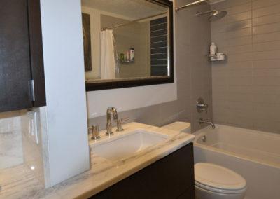 St. Paul Condo Bathroom