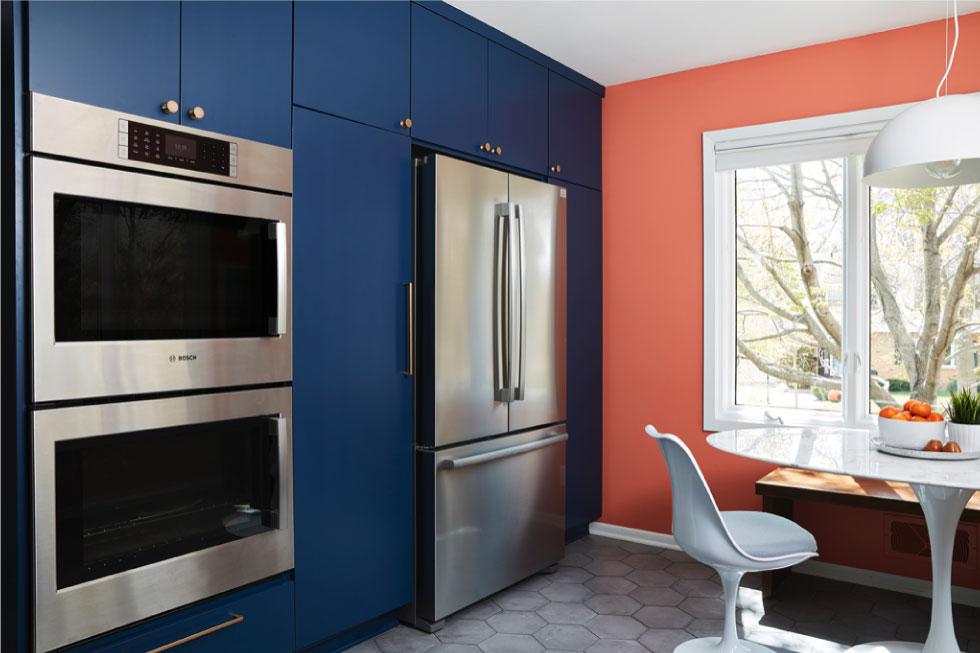 kitchen pantry design St. Anthony
